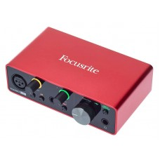 Sound Focusrite Solo Gen 3