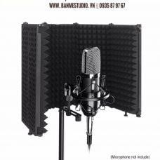 Tấm chắn lọc âm Micro 5 miếng (Vocal Booth)